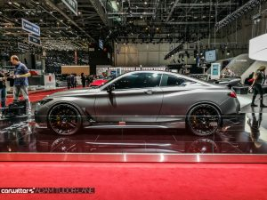 Geneva Motor Show 2017 Infiniti Project Black S carwitter 300x225 - A satirical wander around the 2017 Geneva Motor Show - A satirical wander around the 2017 Geneva Motor Show