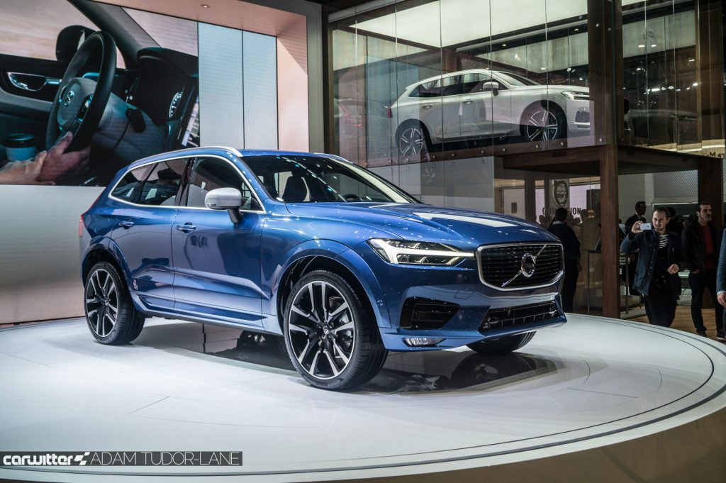 Geneva Motor Show 2017 Volvo XC60 Front carwitter 1024x681 - A satirical wander around the 2017 Geneva Motor Show - A satirical wander around the 2017 Geneva Motor Show