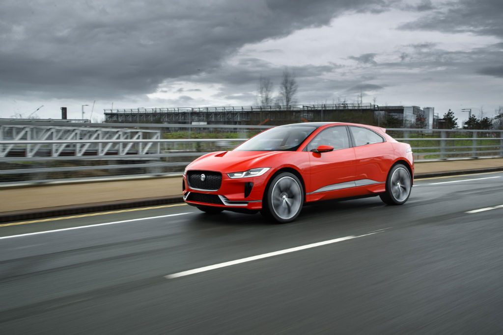 Jaguar I PACE Front 1024x683 - Cheapest top of the range cars to insure in 2020 - Cheapest top of the range cars to insure in 2020
