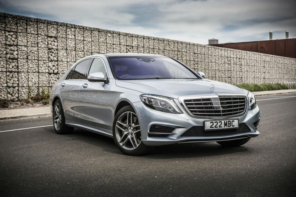 Mercedes Benz S Class Saloon Front Angle Close carwitter 1024x683 - Buying A Used Luxury Car: Top Tips - Buying A Used Luxury Car: Top Tips