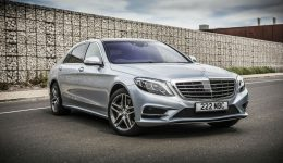 Mercedes Benz S Class Saloon Front Angle Close carwitter 260x150 - Buying A Used Luxury Car: Top Tips - Buying A Used Luxury Car: Top Tips