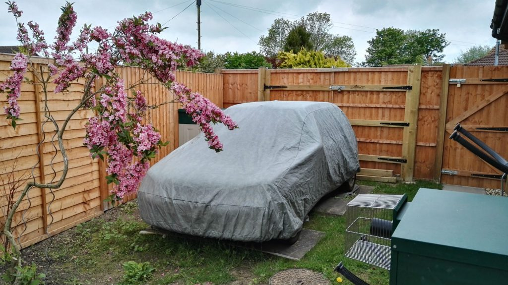 Peugeot 106 GTi Under Cover 002 carwitter 1024x575 - Cool Car Maintenance Tips For Your Vintage Merc - Cool Car Maintenance Tips For Your Vintage Merc