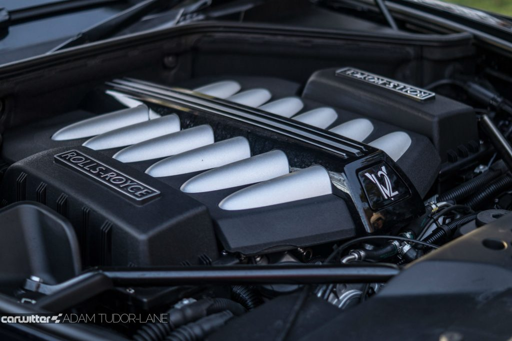 Rolls Royce Dawn Review 2017 Engine carwitter 1024x681 - Rolls Royce Dawn 2017 Review - Rolls Royce Dawn 2017 Review