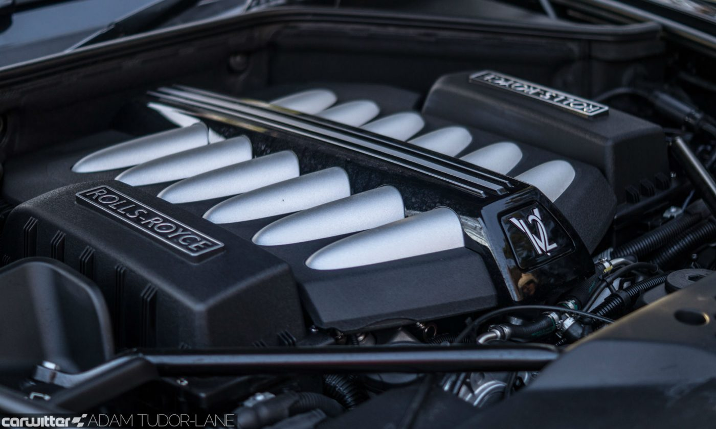 Rolls Royce Dawn Review 2017 Engine carwitter 1400x840 - How Far Can You Take Your Love & Knowledge of Cars? - How Far Can You Take Your Love & Knowledge of Cars?