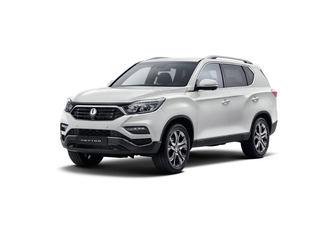 SsangYong Rexton Front 1024x770 - SsangYong Confirm Large SUV to be called Rexton...again - SsangYong Confirm Large SUV to be called Rexton...again