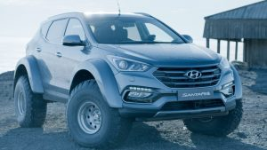 2017 Hyundai Santa Fe Shackleton Antartic Artic Trucks 003 carwitter 300x169 - Hyundai Santa Fe returns a Shackleton to the Antarctic - SPONSORED - Hyundai Santa Fe returns a Shackleton to the Antarctic - SPONSORED