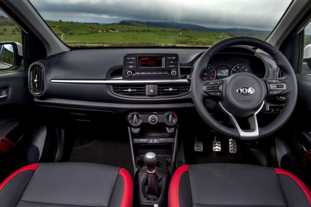 2017 Kia Picanto Review Interior Dashboard carwitter 1024x682 - 2017 Kia Picanto Review - 2017 Kia Picanto Review