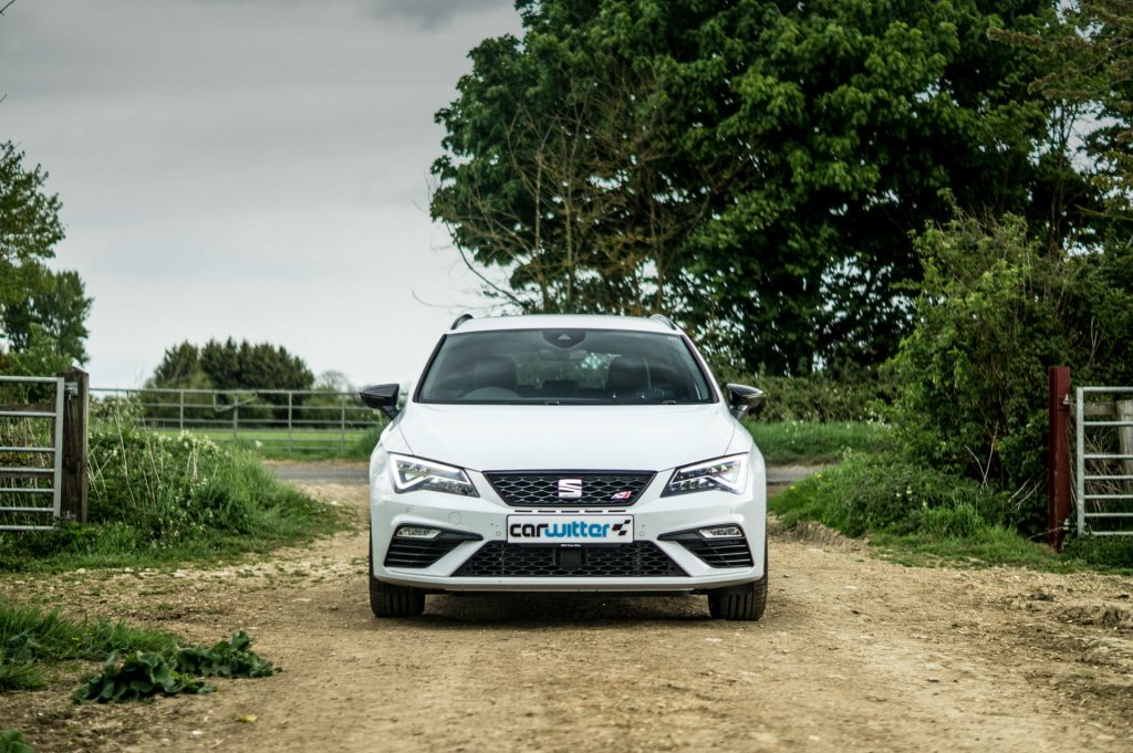 2017 SEAT Leon ST 300 Review Front Low carwitter 1024x681 - SEAT Leon Cupra 300 Review - SEAT Leon Cupra 300 Review