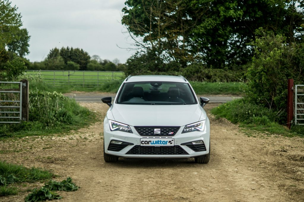 2017 SEAT Leon ST 300 Review Front carwitter 1024x681 - SEAT Leon Cupra 300 Review - SEAT Leon Cupra 300 Review