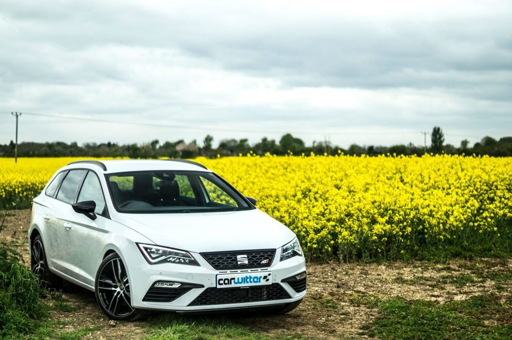 2017 SEAT Leon ST 300 Review Main Scene carwitter 1024x681 - SEAT Leon Cupra 300 Review - SEAT Leon Cupra 300 Review