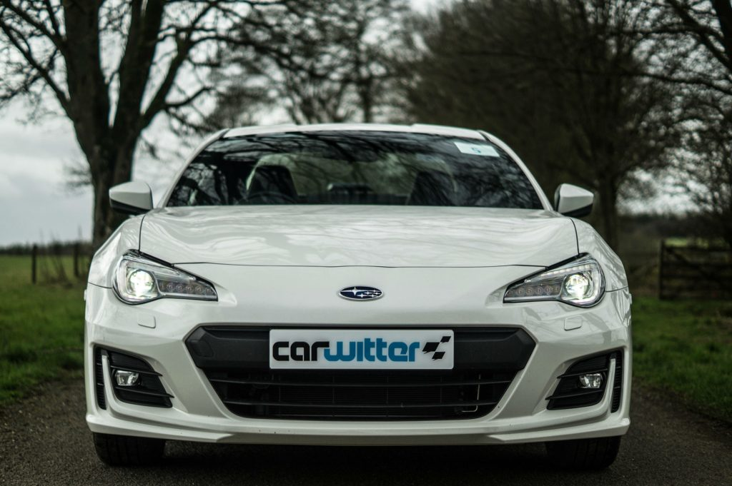 2017 Subaru BRZ Review Front Close carwitter 1024x681 - Subaru BRZ 2017 UK Review - Subaru BRZ 2017 UK Review
