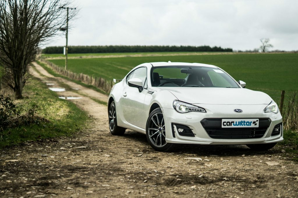 2017 Subaru BRZ Review Front Low carwitter 1024x681 - Subaru BRZ 2017 UK Review - Subaru BRZ 2017 UK Review