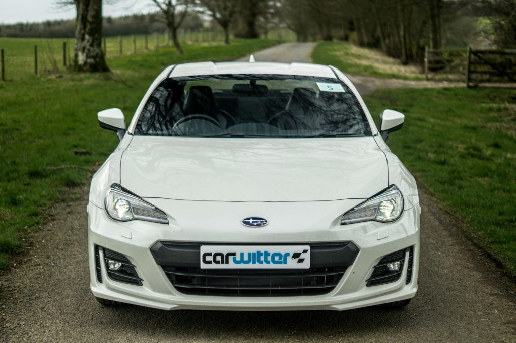 2017 Subaru BRZ Review Front ON carwitter 1024x681 - Subaru BRZ 2017 UK Review - Subaru BRZ 2017 UK Review