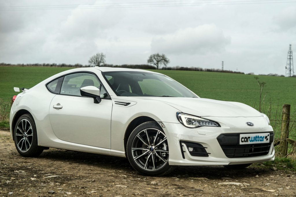 2017 Subaru BRZ Review Side Angle Low carwitter 1024x681 - Subaru BRZ 2017 UK Review - Subaru BRZ 2017 UK Review