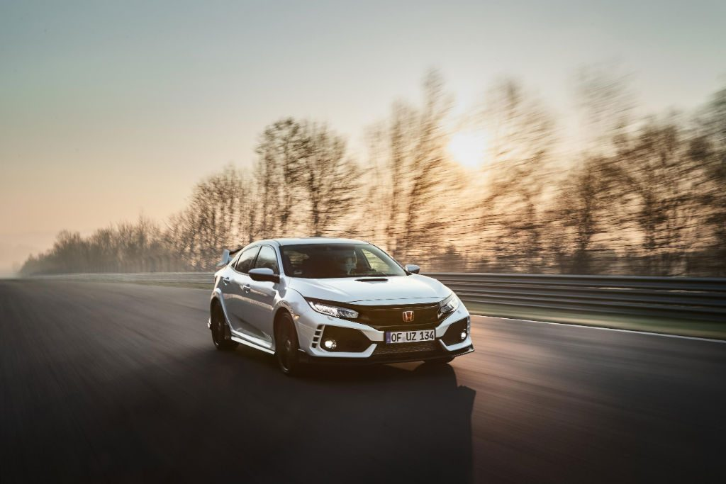 Honda Civic Type R Nurburgring 4 1024x683 - Pricing Announced For 2017 Honda Civic Type R - Pricing Announced For 2017 Honda Civic Type R
