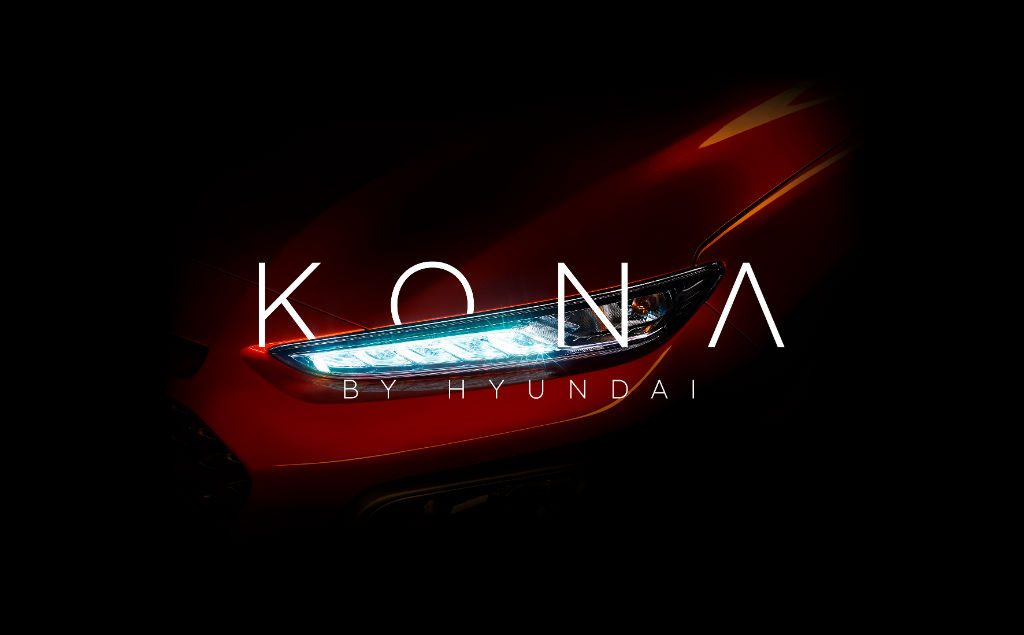 Hyundai Kona Teaser Image Text 1024x635 - Hyundai Introduce All-New Kona to SUV Range - Hyundai Introduce All-New Kona to SUV Range