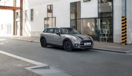 Mini Black Pack Clubman Front 260x150 - Mini Launch Exclusive Black Pack Clubman - Mini Launch Exclusive Black Pack Clubman