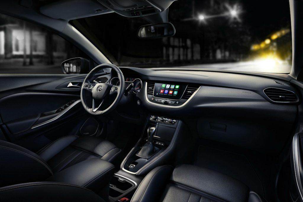 Vauxhall Grandland X Dashboard carwitter 1024x683 - Introducing The Vauxhall Grandland X - Introducing The Vauxhall Grandland X