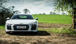 2017 Audi R8 Coupe Review Front Scene carwitter 260x150 - 2017 Audi R8 V10 Review - You don't need the Plus, here's why - 2017 Audi R8 V10 Review - You don't need the Plus, here's why