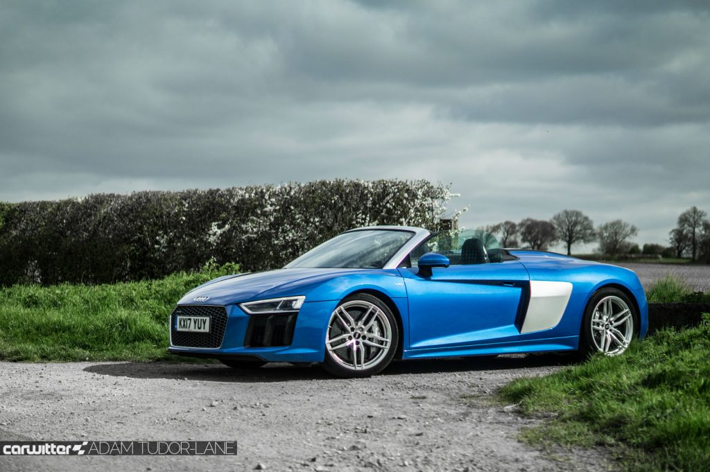 2017 Audi R8 Spyder Review 009 carwitter 1024x681 - 2017 Audi R8 V10 Review - You don't need the Plus, here's why - 2017 Audi R8 V10 Review - You don't need the Plus, here's why