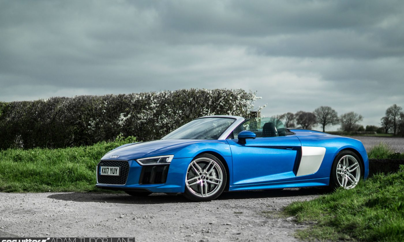 2017 Audi R8 Spyder Review 009 carwitter 1400x840 - Why Audis Are The Top Dogs - Why Audis Are The Top Dogs