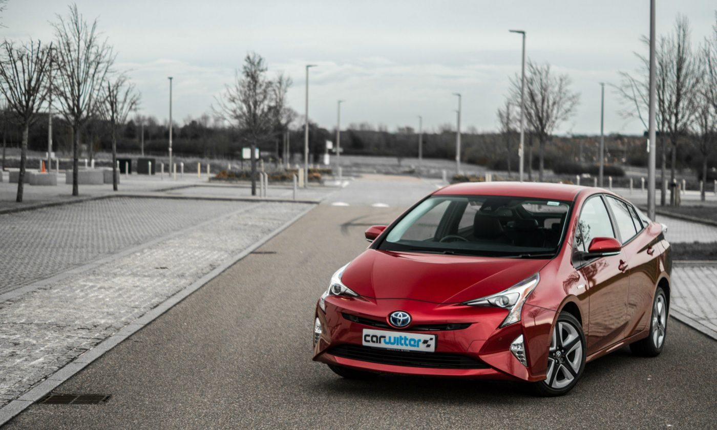 2017 Toyota Pruis Review Front Angle carwitter 1400x840 - Toyota Prius Review 2017 - Toyota Prius Review 2017