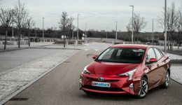 2017 Toyota Pruis Review Front Angle carwitter 260x150 - Toyota Prius Review 2017 - Toyota Prius Review 2017