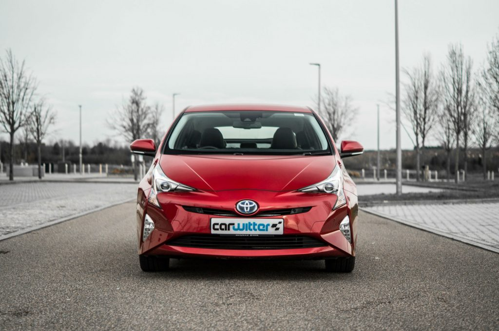 2017 Toyota Pruis Review Front Low carwitter 1024x681 - Toyota Prius Review 2017 - Toyota Prius Review 2017