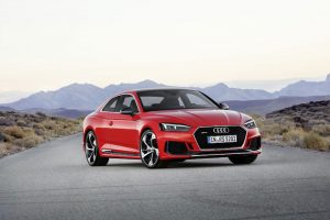 Audi RS5 Coupe Front 300x200 - New Audi RS5 Coupe to Start From £62,900 - New Audi RS5 Coupe to Start From £62,900