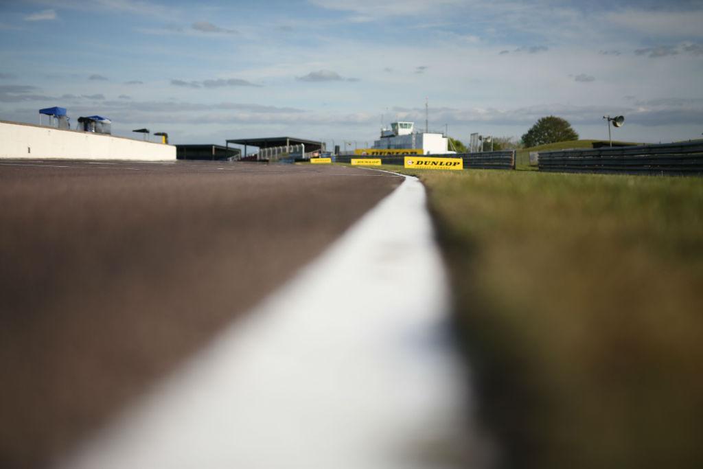 BTCC 17 Thruxton Track Shot - BTCC 2017: Round 3 Thruxton - BTCC 2017: Round 3 Thruxton