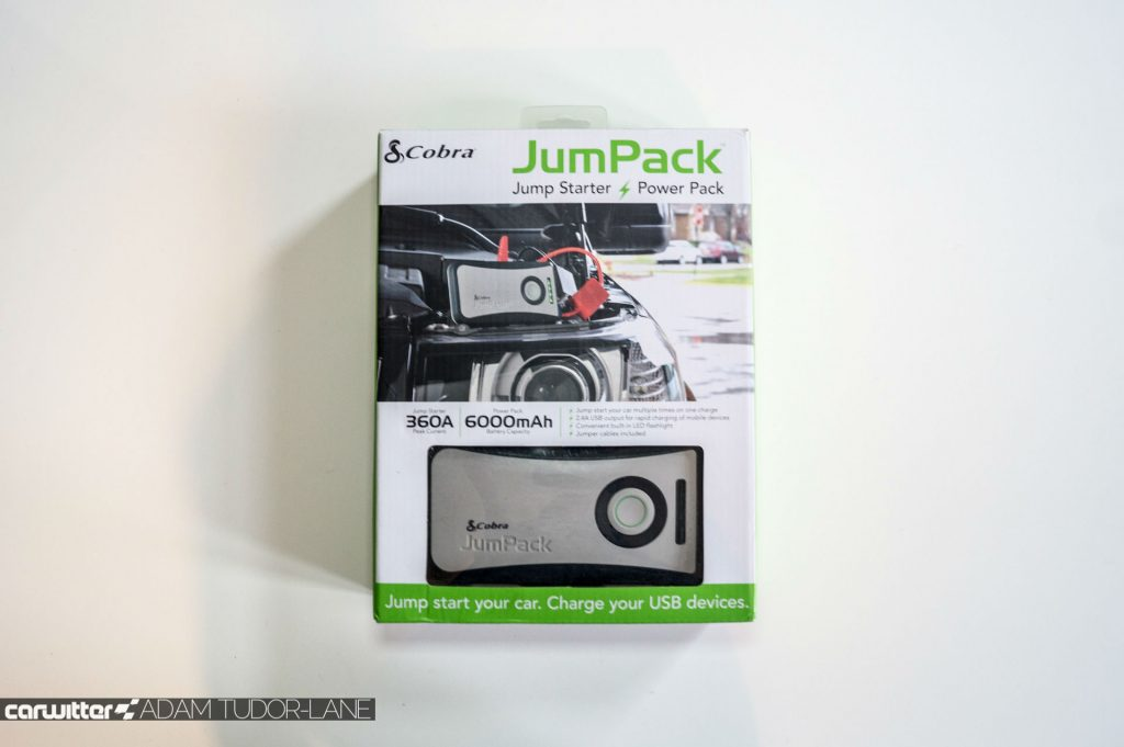 Cobra JumPack CPP 8000 Review 015 carwitter 1024x681 - Cobra JumPack CPP 8000 Review - Forget jump cables! - Cobra JumPack CPP 8000 Review - Forget jump cables!