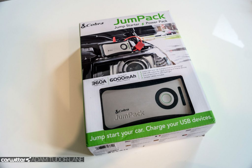 Cobra JumPack CPP 8000 Review 016 carwitter 1024x681 - Cobra JumPack CPP 8000 Review - Forget jump cables! - Cobra JumPack CPP 8000 Review - Forget jump cables!