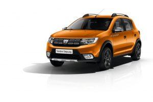 Dacia Sandero Stepway SE Summit Front 300x200 - Dacia Launch SE Summit Range - Dacia Launch SE Summit Range