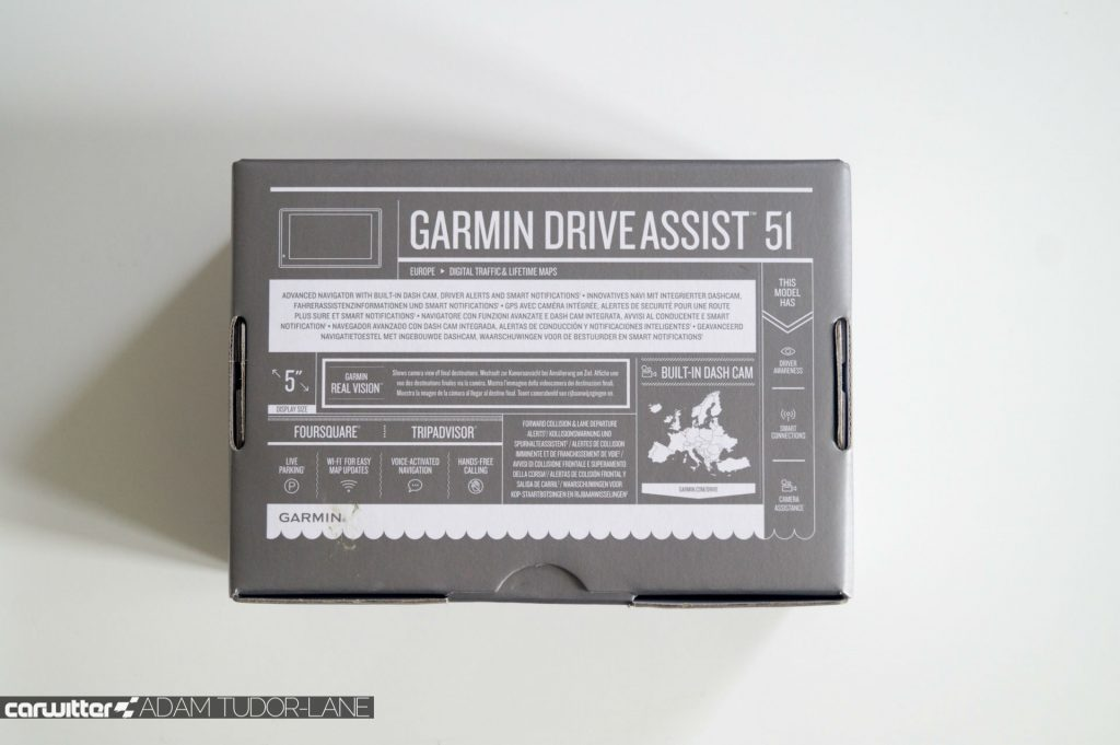 Garmin DriveAssist 51 LMT D Review 014 carwitter 1024x681 - Garmin DriveAssist 51 Sat Nav Dash Cam Review - Garmin DriveAssist 51 Sat Nav Dash Cam Review