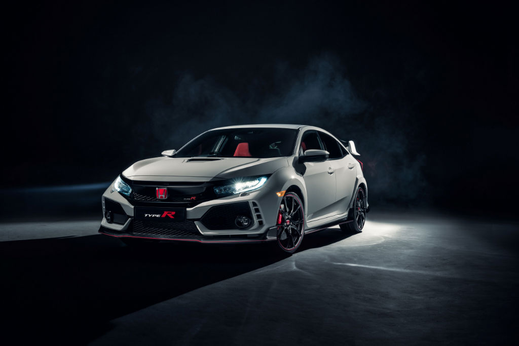 Honda Civic Type R Front - Pricing Announced For 2017 Honda Civic Type R - Pricing Announced For 2017 Honda Civic Type R