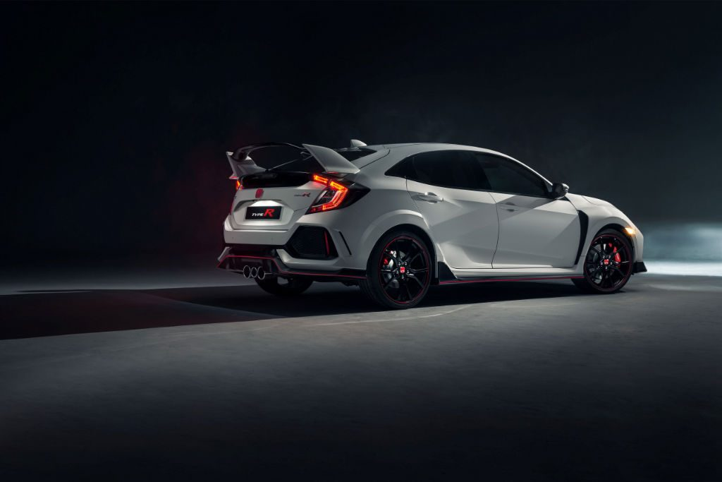 Honda Civic Type R Side 1024x683 - Pricing Announced For 2017 Honda Civic Type R - Pricing Announced For 2017 Honda Civic Type R