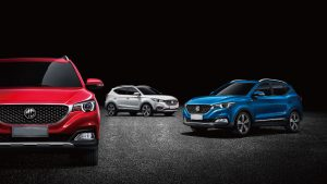 MG XS 300x169 - MG XS SUV Unveils at London Motor Show - MG XS SUV Unveils at London Motor Show