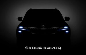 Skoda Karoq Front 300x191 - Sneak Peek at the Skoda Karoq - Sneak Peek at the Skoda Karoq