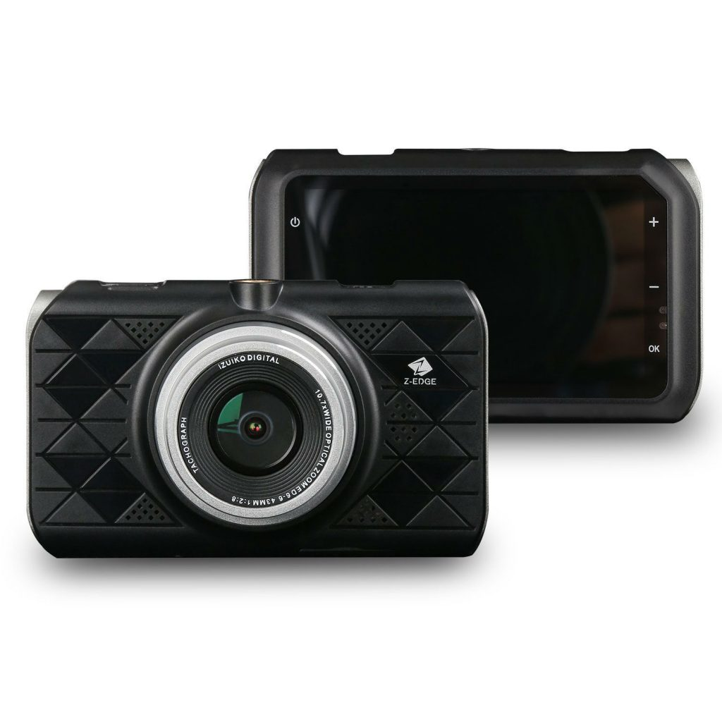 Z Edge Z3 Dash Cam carwitter 1024x1024 - The top 5 dash cams in the UK for 2017 - The top 5 dash cams in the UK for 2017