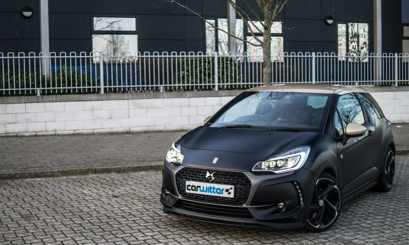 2017 DS DS3 Performance Black Review 11 carwitter 1400x840 - 2017 DS 3 Performance Black Edition Review - 2017 DS 3 Performance Black Edition Review