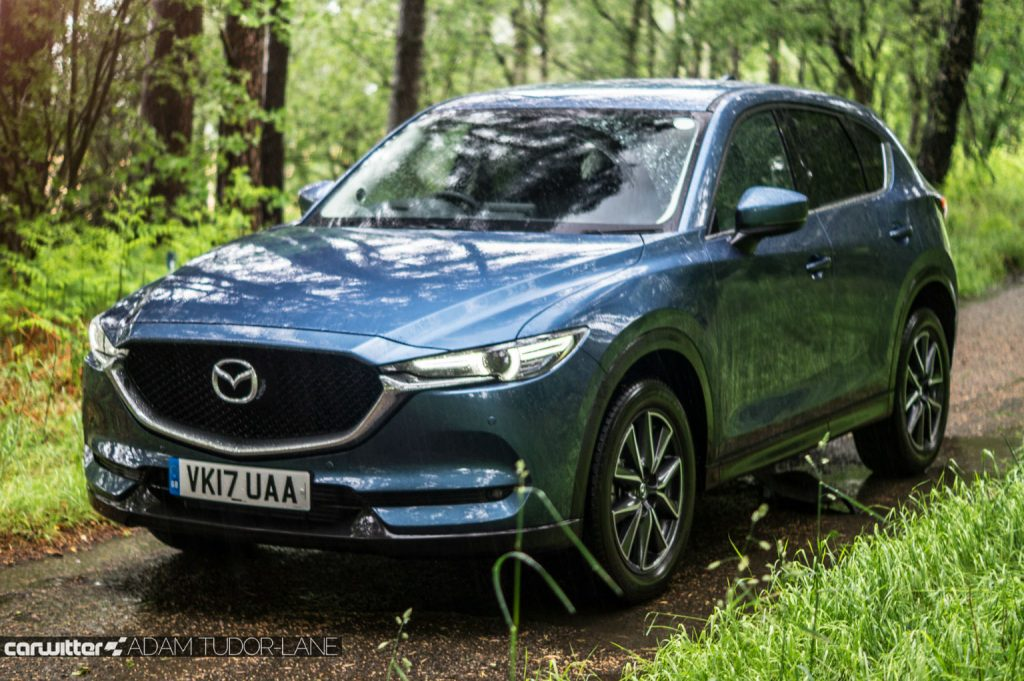 2017 Mazda CX 5 Review Front Angle carwitter 1024x681 - 2017 Mazda CX-5 2.2 Diesel Sport Nav Review - 2017 Mazda CX-5 2.2 Diesel Sport Nav Review