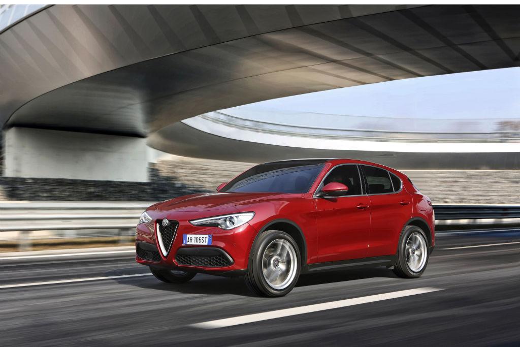 Alfa Romeo Stelvio - New Alfa Romeo Stelvio to Debut at Goodwood - New Alfa Romeo Stelvio to Debut at Goodwood