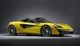 McLaren 570S Spider 260x150 - McLaren 570S Spider Announced - McLaren 570S Spider Announced