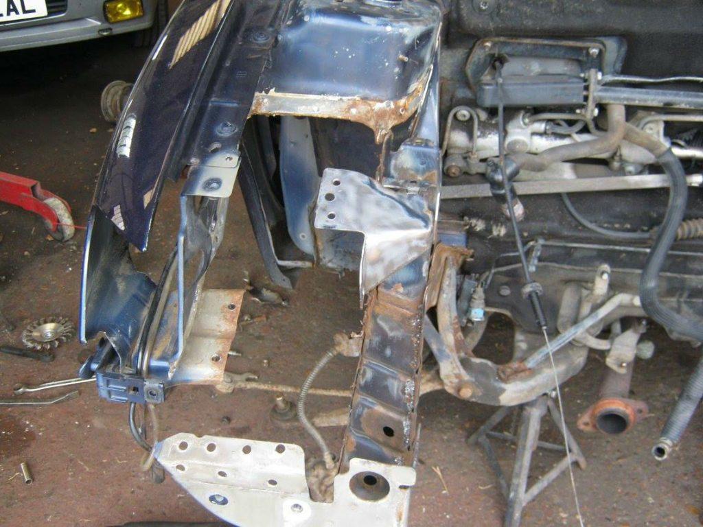 Peugeot 106 GTi PROJECT106GTi Carl Chambers Work 014 carwitter 1024x768 - PROJECT 106 GTi - The hard work - PROJECT 106 GTi - The hard work