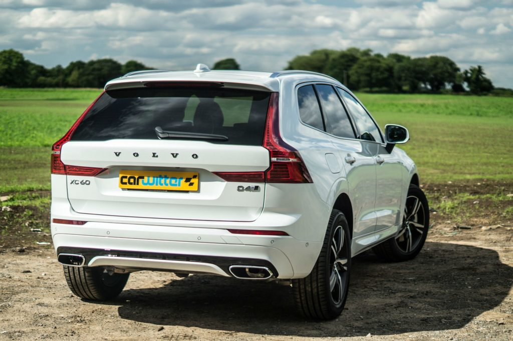 2017 New Volvo XC60 Review Rear Angle Close carwitter 1024x681 - New Volvo XC60 Review - New Volvo XC60 Review