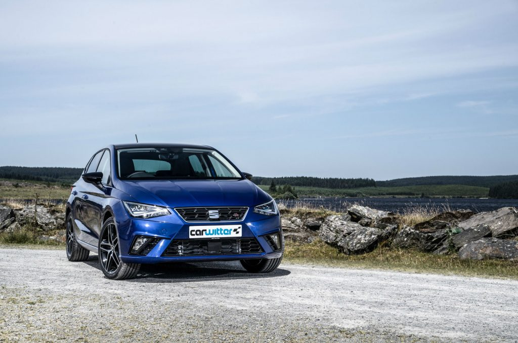 2017 SEAT Ibiza FR Review Front Scene carwitter 1024x677 - 2017 SEAT Ibiza Review - 2017 SEAT Ibiza Review
