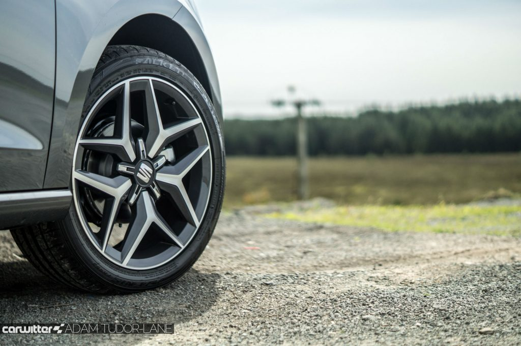 2017 SEAT Ibiza Review Alloy Wheel carwitter 1024x681 - 2017 SEAT Ibiza Review - 2017 SEAT Ibiza Review
