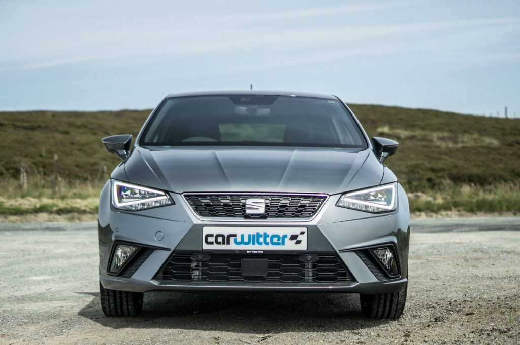 2017 SEAT Ibiza Review Front Close carwitter 1024x681 - 2017 SEAT Ibiza Review - 2017 SEAT Ibiza Review
