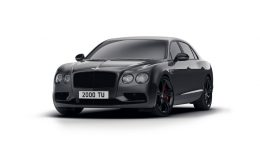 Bentley Flying Spur V8 S Black Edition Front 260x150 - Bentley Reveal Details of Flying Spur V8 S Black Edition - Bentley Reveal Details of Flying Spur V8 S Black Edition