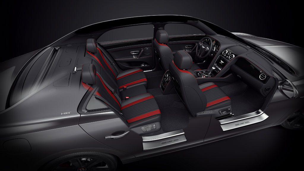 Bentley Flying Spur V8 S Black Edition Interior 1024x576 - Bentley Reveal Details of Flying Spur V8 S Black Edition - Bentley Reveal Details of Flying Spur V8 S Black Edition
